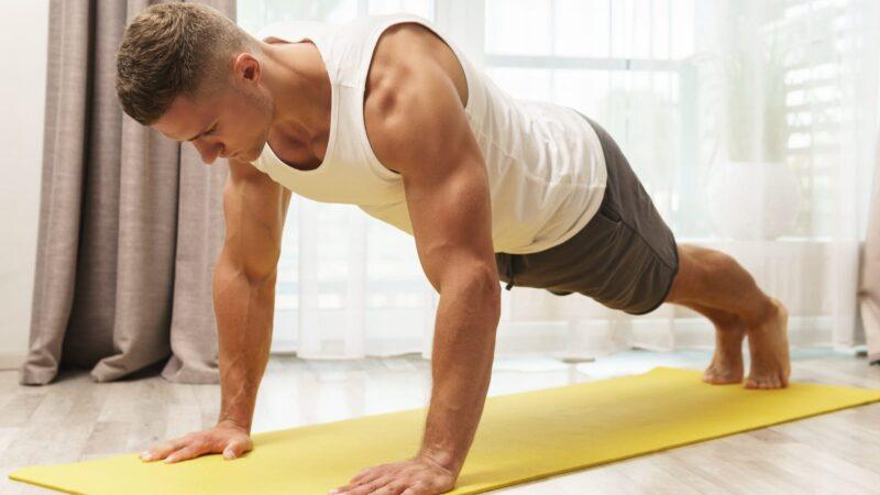 Programme de musculation à faire chez soi: exercices faciles